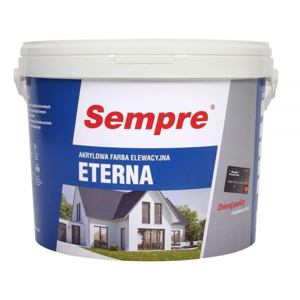 ETERNA Acrylic elevation paint