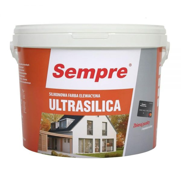 ULTRASILICA Silicone elevation paint