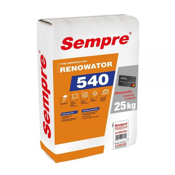 RENOVATOR 540