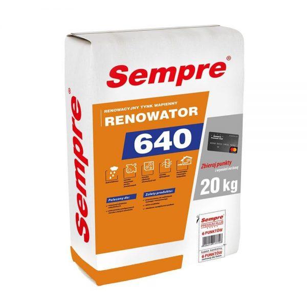 RENOWATOR 640