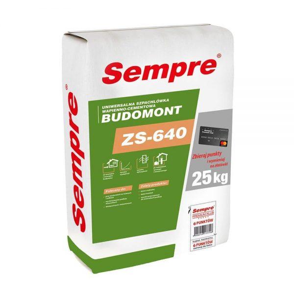 BUDOMONT ZS 640
