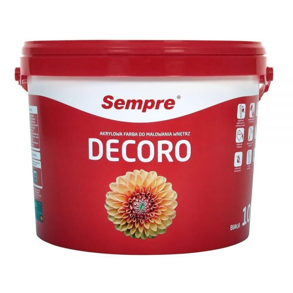DECORO acrylic paint